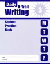 Daily 6-Trait Writing, Grade 3 Student Workbook
