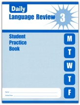 Daily Language Review, Grade 3 Student Workbook