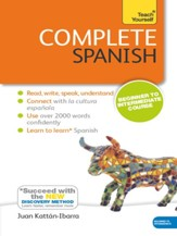 Complete Spanish: Teach Yourself / Digital original - eBook