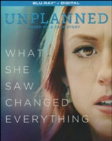 Unplanned: What She Saw Changed Everything, Blu-ray + Digital