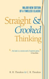 Straight and Crooked Thinking: Teach Yourself / Digital original - eBook