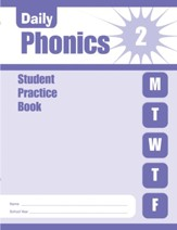 Daily Phonics, Grade 2 Student Workbook