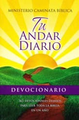 Tu Andar Diario, Devocional  (Your Daily Walk, Devotional)