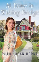 At Home in Wishing Bridge - unabridged audiobook on MP3-CD