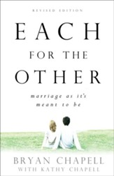 Each for the Other: Marriage as It's Meant to Be / Revised - eBook