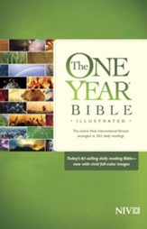 The One Year Bible Illustrated NIV - eBook