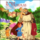 The Story of St. Nicholas: More Than Reindeer and a  Red Suit - Slightly Imperfect
