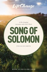 Song of Solomon, LifeChange Bible Study - eBook