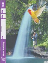 Word Building PACE 1040, Grade 4 (4th Edition)