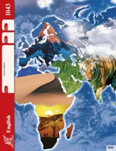 English PACE 1043, Grade 4 (4th Edition)