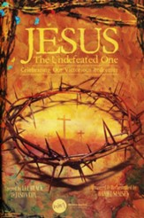 Jesus The Undefeated One, Choral Book