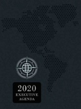 2020 The Treasure of Wisdom Executive Agenda, gray