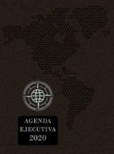 2020 Agenda Ejecutiva:Tesoros de Sabiduria - gris (Treasures of Wisdom Executive Agenda: Gray)