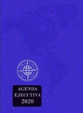 2020 Agenda Ejecutiva: Tesoros de Sabiduria - morado real (Treasures of Wisdom Executive Agenda: Royal Purple)