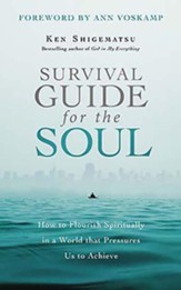 Survival Guide for the Soul: How to Flourish Spiritually in a World that Pressures Us to Achieve - unabridged audiobook on CD