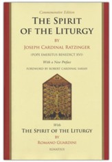 Spirit of the Liturgy - Commerative Edition