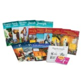 Abeka Grade 4 Homeschool Bible  Curriculum Materials Kit