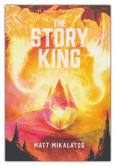 The Story King, Hardcover, #3
