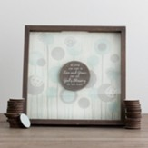 Love & Grace Guest Shadow Box