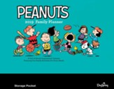 2019 Peanuts, Family Planner