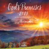 2019 God's Promises, Wall Calendar