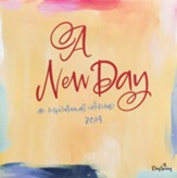 2019 A New Day, Wall Calendar