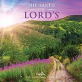 2019 The Earth Is the Lord's, Wall Calendar