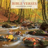 2019 Bible Verses - Streams, Wall Calendar