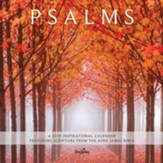 2019 Psalms Trees, Wall Calendar
