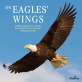 2019 On Eagles' Wings, Wall Calendar