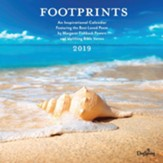 2019 FootPrints, Wall Calendar