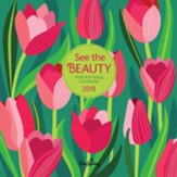 2019 See the Beauty, Wall Calendar