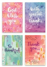 Modern Maker Thank You Cards, NLT, Box of 12