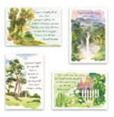 Classic Quotes Praying For You Cards, KJV, Box of 12