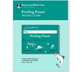 Printing Power Teacher's Guide (2018 Edition)
