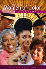 The New Women of Color Daily Devotional: Fall/ Winter Edition