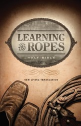 Learning the Ropes Bible NLT - eBook