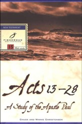 Acts 13-28: A Study of the Apostle Paul,  Fisherman Bible Studies