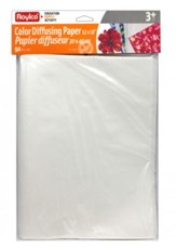 Color Diffusing Paper (12 X 18; 50 Sheets)