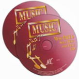 Music Appreciation CDs, set of 2