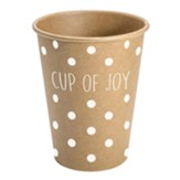 Cup of Joy Paper Cups, Pack of 10