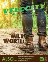 D6: Velocity Devotional Magazine for Young Teens, Summer 2020