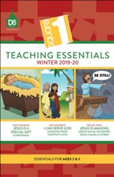 D6: Square 1 Teaching Essentials, Winter 2018-19
