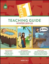 D6: Square 1 Extra Teaching Guide, Winter 2018-19