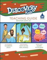 D6: Discovery Kids Extra Teaching Guide, Winter 2018-19