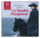 The Scarlet Pimpernel, Unabridged Audiobook on CD