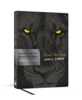 Chase the Lion Weekly Planner: Organize Your Life and Achieve Your Goals