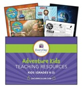 D6: Adventure Kids Teaching Essentials for Grades K-1 (KJV), Fall 2019
