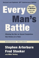 Every Man's Battle: Winning the War on Sexual Temptation One Victory at a Time, Revised and Updated 20th Anniversary Edition - Slightly Imperfect
