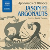 Jason and the Argonauts, Unabridged Audiobook on CD